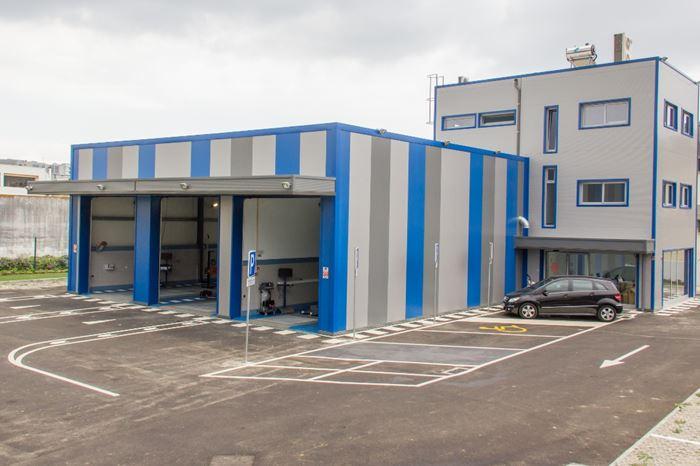 Olivais - Lisboa / Centro de Inspeção Automovel